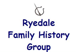Ryedale Family History Group